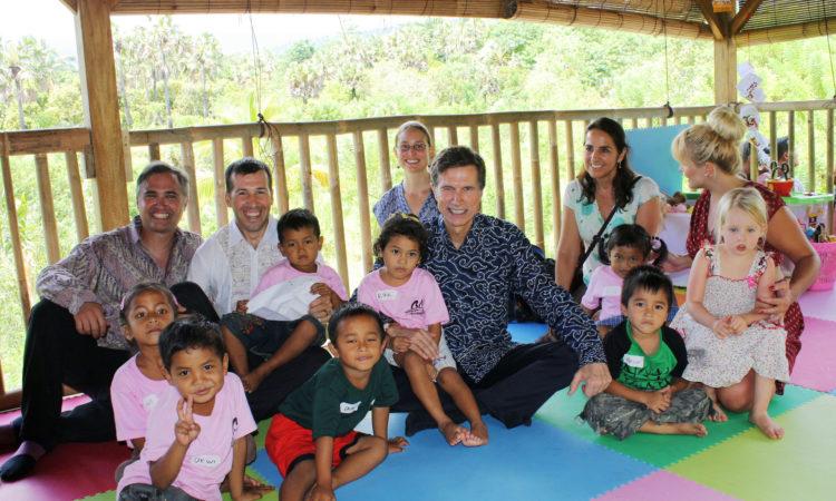 Kunjungan Duta Besar Blake ke Bali