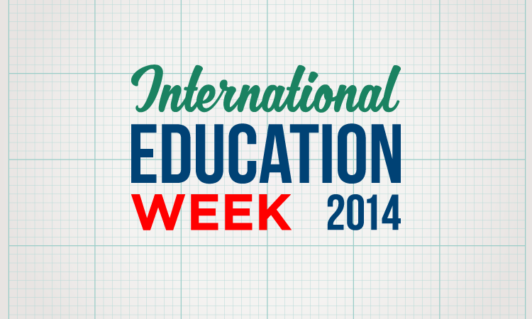 International Education Week 2014 (State Dept.)