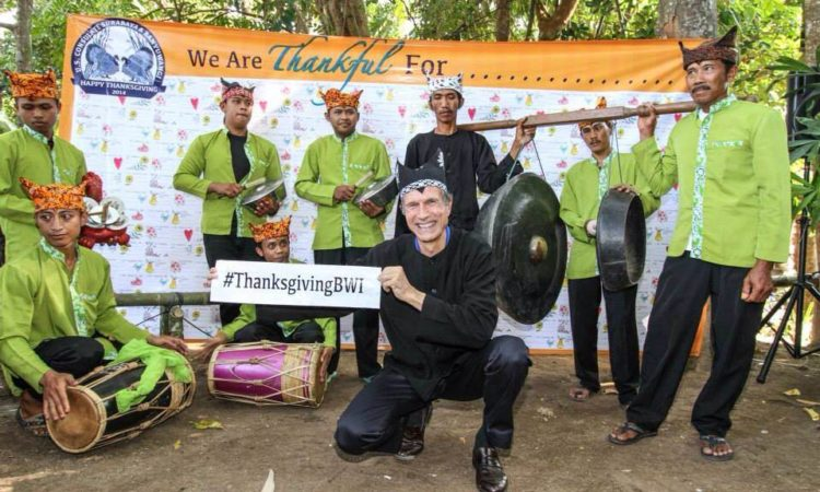 Ambassador Blake's Travel to Banyuwangi, East Java (State Dept.)