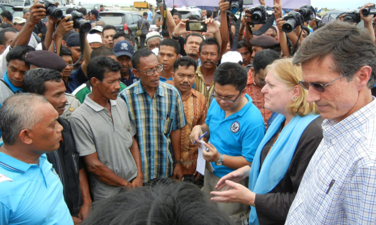 Ambassador Blake's Travel to Aceh (State Dept.)