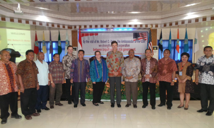 Ambassador Blake's Travel to Ambon (State Dept.)