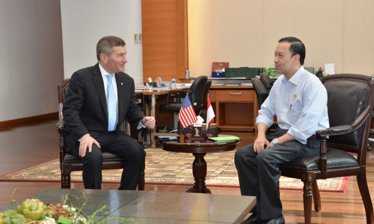Assistant Secretary of State for Economic and Business Affairs Charles Rivkin Travels to Indonesia