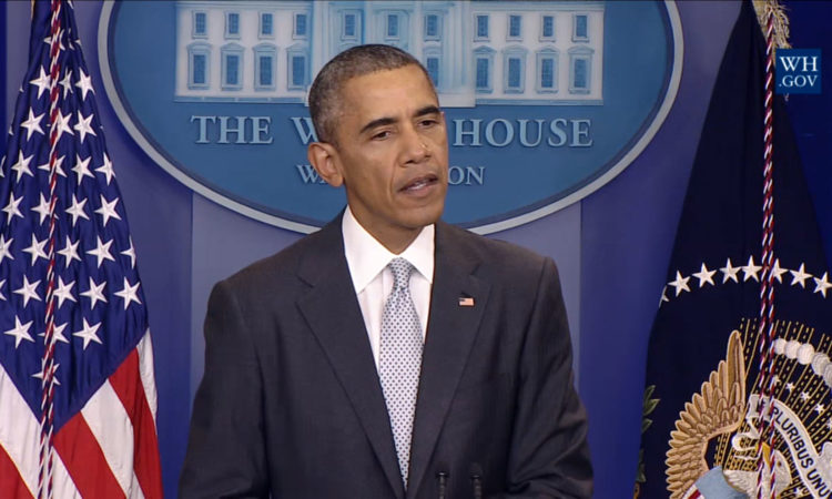 Statement by the President on the Situation in Paris (White House)