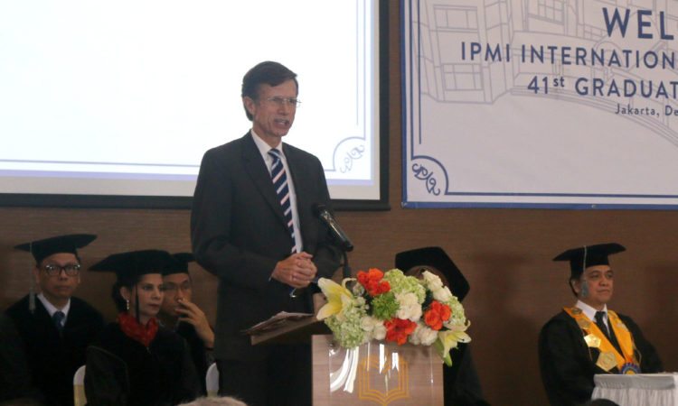Remarks by Ambassador Blake at the IPMI Graduation, Jakarta (IPMI)