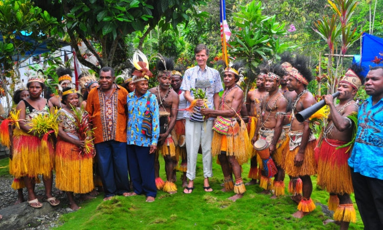 Remarks by Ambassador Blake at Ormu Village Lestari Project, Papua (State Dept.)