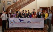U.S.-Indonesia Deaf Youth Leadership Exchange Participants Come to Jakarta (State Dept. / Erik Kurniawan)