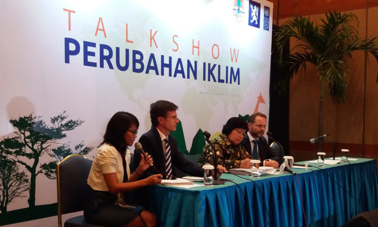 U.S. Ambassador Announces New Support for Indonesia's Climate Change Goals (State Dept.)