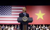 Remarks by President Obama in YSEALI Town Hall, Ho Chi Minh City, Vietnam (State Dept. / AP Images)