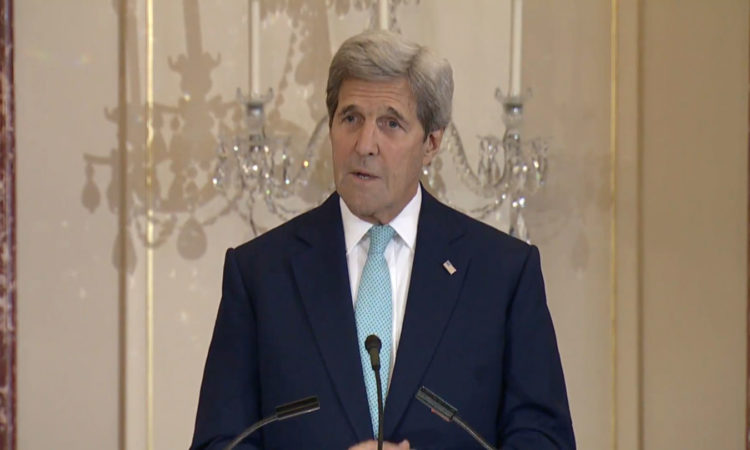 Remarks by Secretary Kerry at the 2016 Trafficking In Person Report Ceremony (State Dept.)