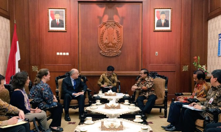 Ambassador Donovan's Travel to East Java (State Dept.)
