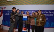 AS dan Indonesia Resmikan Lima Pusat Kerjasama Penelitian Berkualitas Tinggi di Indonesia (USAID)
