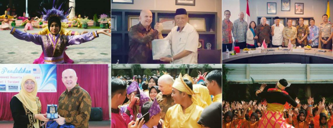 Kunjungan Pertama Duta Besar AS ke Kalimantan Utara Soroti Kemitraan Strategis Bilateral