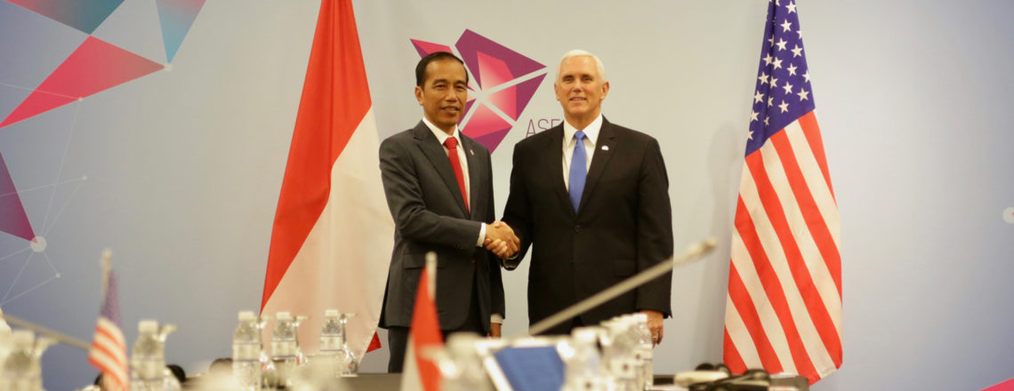 Readout of the Vice President's Meeting with President Joko Widodo of Indonesia