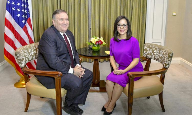 Interview With Kania Sutisnawinata of Metro TV (State Dept.)