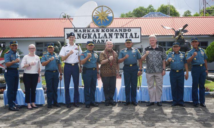Dubes AS Promosikan Kemitraan Strategis AS-Indonesia di Natuna (State Dept. / U.S. Consulate Medan)