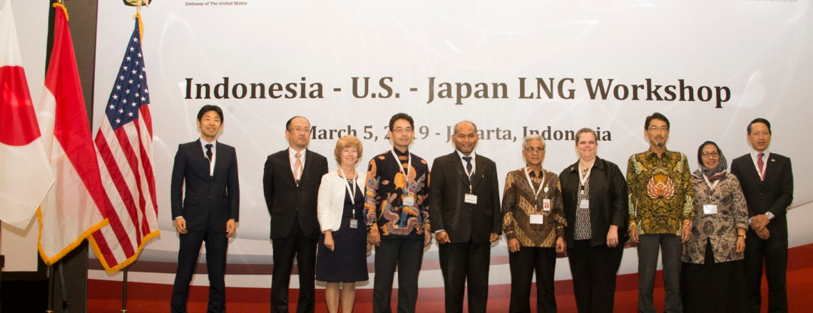 Indonesia-U.S.-Japan LNG Workshop Promotes Energy Partnerships in Indo-Pacific
