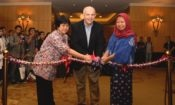 Ambassador Donovan Inaugurates Fourth Annual EducationUSA Graduate Fair (State Dept. / Erik A. Kurniawan)