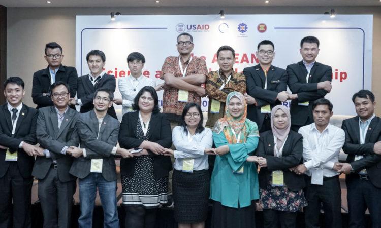 Dua Ilmuwan Indonesia Berbakat Terpilih untuk Mengikuti ASEAN Science and Technology Fellowship Tahun 2018/2019 (State Dept. / USAID)